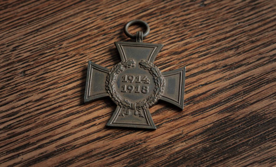 Deutsches Ehrenkreuz 1914-1918