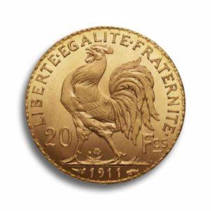 20 Francs Frankreich Marianne Vorderseite
