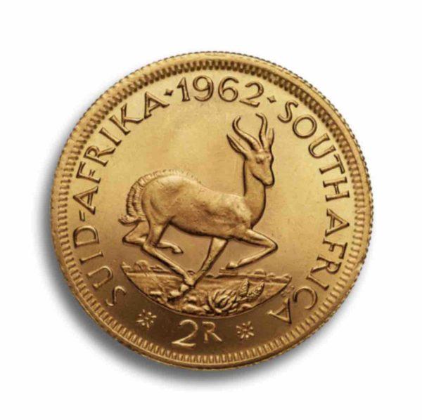 2 Rand Suedafrika Vorderseite