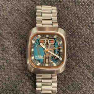 Armbanduhr von Bulova