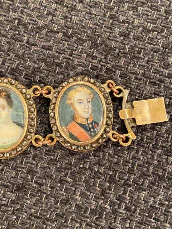 Miniaturen des Armbandes