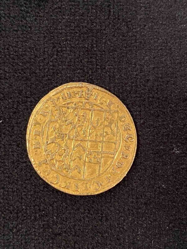 Goldener Gulden Avers