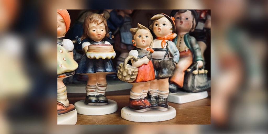 Kinderfiguren von Hummel
