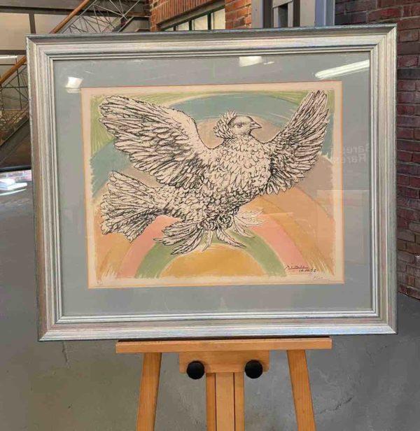 Taube von Picasso