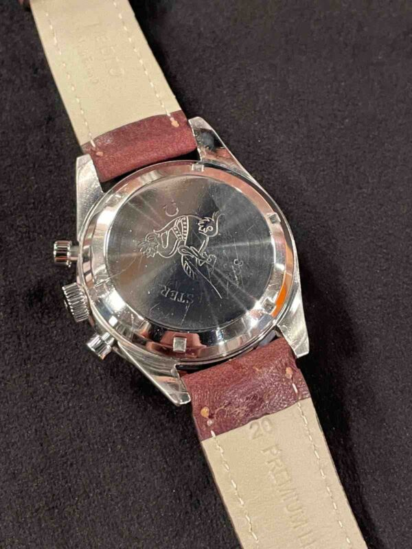 Rückseite der Omega Armbanduhr